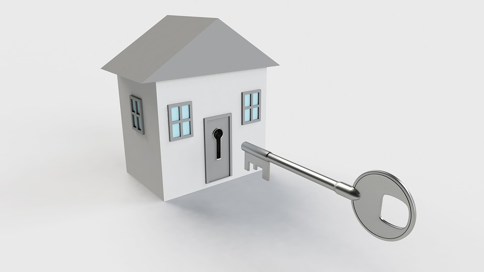 house and key